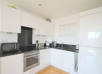 Thumbnail 1 bed flat to rent in The Wharf, Dock Head Road, Chatham