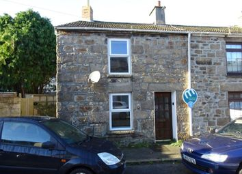 Thumbnail 1 bed terraced house for sale in 1 Adelaide Street, Camborne, Cornwall