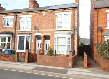Thumbnail 2 bed semi-detached house for sale in Newcastle Avenue, Worksop