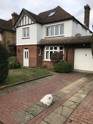 Thumbnail 4 bed detached house to rent in Cranborne Avenue, Maidstone