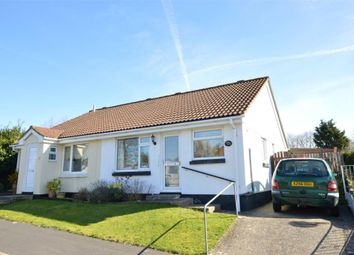 Thumbnail 2 bed semi-detached bungalow for sale in Ash Road, Kingsteignton, Newton Abbot, Devon