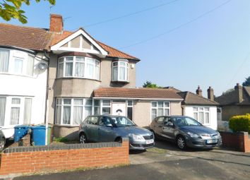 Thumbnail 3 bedroom property for sale in Somervell Road, Harrow