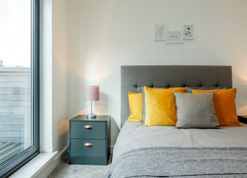 Thumbnail 1 bed flat for sale in Guildhall St, Preston