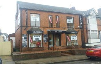 Retail premises for sale in 57-59 Montagu Street, Kettering, Northamptonshire NN16