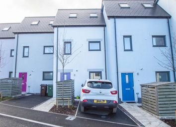 Thumbnail 4 bed terraced house for sale in Solar Crescent, Plymouth
