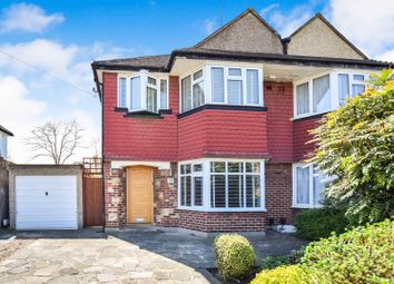 Thumbnail 3 bed property for sale in Lower Morden Lane, Morden