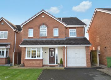 4 bed detached house for sale in Roe Deer Green, Newport TF10