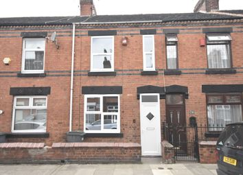 Thumbnail 4 bedroom terraced house to rent in Room 4, Birks Street, Stoke-On-Trent, Staffordshire