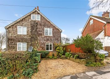 North Street, Punnetts Town, Heathfield TN21. 2 bed semi-detached house for sale