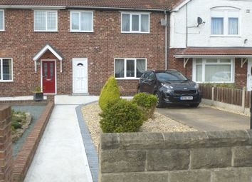 Thumbnail 3 bed terraced house for sale in Gilbert Road, Bircotes, Doncaster