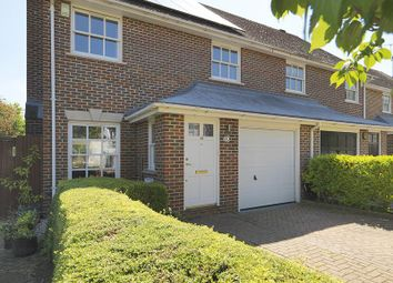 Thumbnail 5 bed semi-detached house for sale in Hayward Road, Thames Ditton