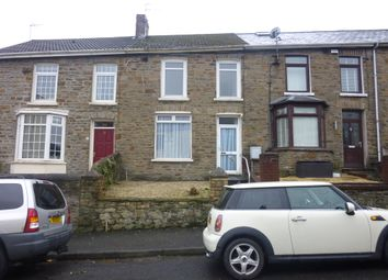 Thumbnail 3 bed terraced house to rent in Meadow Street, Pontycymer, Bridgend