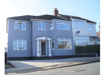 Thumbnail 6 bed semi-detached house for sale in Bedford Avenue, Barnet