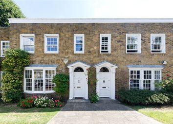 John Spencer Square, London N1. 3 bed terraced house