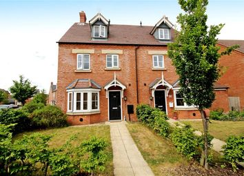 Thumbnail 4 bed semi-detached house for sale in Kestrel Way, Leighton Buzzard