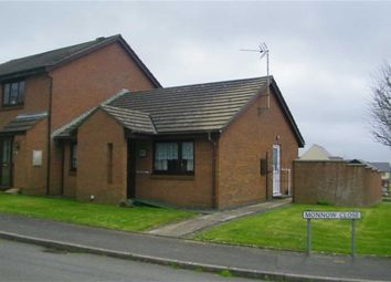 Thumbnail 2 bed semi-detached bungalow for sale in Monnow Close, Steynton, Milford Haven