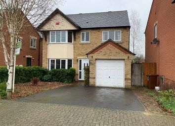 Thumbnail 5 bed detached house to rent in Lucerne Ave, Bicester, Oxfordshire