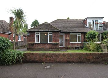 Thumbnail 2 bed bungalow for sale in Westfield Common, Hamble, Southampton