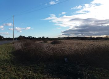 Thumbnail Land for sale in Land Adjacent To Railway Crossing, Stratton Hall Drift, Levington, Ipswich