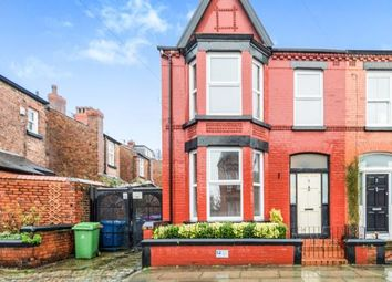 Thumbnail 3 bed end terrace house for sale in Berbice Road, Liverpool, Merseyside