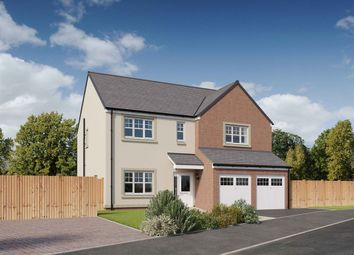 "Thumbnail 5 bedroom detached house for sale in ""The Dryden"" at Capelrig Road, Newton Mearns, Glasgow"