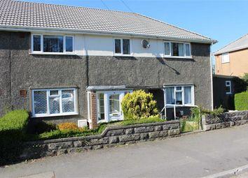 Thumbnail 2 bed flat for sale in Caergynydd Road, Waunarlwydd, Swansea