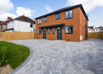 Thumbnail 3 bed semi-detached house for sale in Eldon Road, Caterham