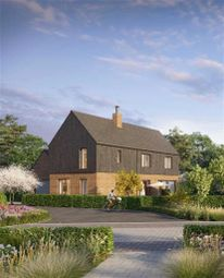 Thumbnail 3 bed detached house for sale in Ellison Close, Hunsdon, Hertfordshire