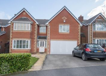 Thumbnail 5 bed detached house for sale in Chadbury Close, Lostock, Bolton