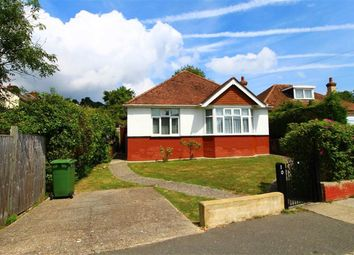 Thumbnail 2 bed detached bungalow for sale in Keppel Road, Hastings, East Sussex