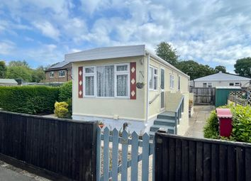 Thumbnail 2 bed mobile/park home for sale in Limekiln Lane Estate, Limekiln Lane, Holbury, Southampton
