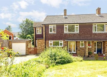 Thumbnail 4 bed semi-detached house for sale in Jerome Drive, St Albans, Hertfordshire
