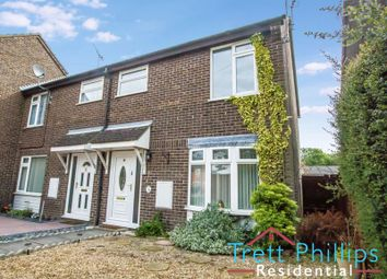Thumbnail 3 bed semi-detached house for sale in Calthorpe Close, Stalham, Norwich