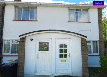 Thumbnail 2 bed flat for sale in Holtwhites Hill, Enfield