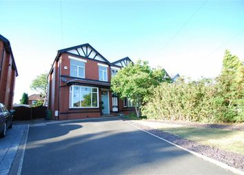 Thumbnail 4 bed semi-detached house for sale in Bury & Bolton Road, Radcliffe, Manchester