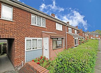 Thumbnail 3 bed terraced house for sale in Duke Crescent, Rotherham