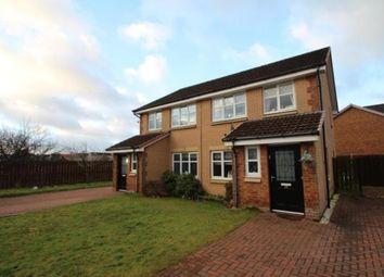 Thumbnail 3 bed semi-detached house for sale in Ochiltree Crescent, Coatbridge, North Lanarkshire