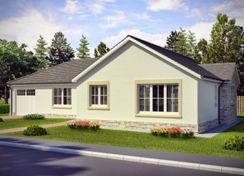 Thumbnail 3 bed bungalow for sale in Aberdour III, Hayfield Brae, G S Brown Construction, Methven