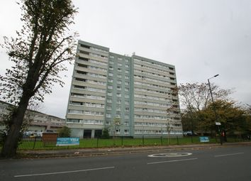 Thumbnail 1 bed flat for sale in Burghley Tower, Trinity Way, London