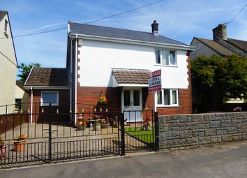 Thumbnail 3 bedroom detached house for sale in Glynogwr, Blackmill, Bridgend.