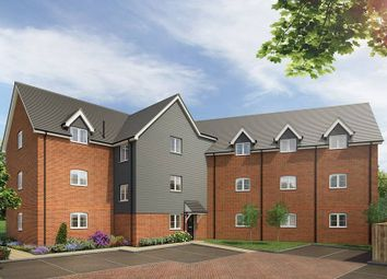 "Thumbnail 1 bed flat for sale in ""First Floor Apartment - Plot 366"" at Sheerwater Way, Chichester"