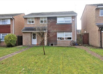 Thumbnail 4 bedroom detached house for sale in Cowslip Close, Tilehurst, Reading, Berkshire
