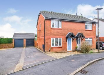 3 bed semi-detached house for sale in Enfield Drive, Barry CF62