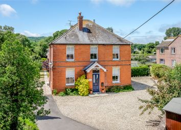 Thumbnail 4 bed detached house for sale in Manor Road, Stourpaine, Blandford Forum, Dorset
