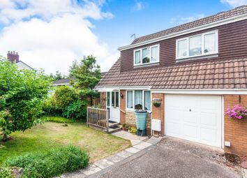 Thumbnail 4 bed semi-detached house for sale in Withy Close, Tiverton