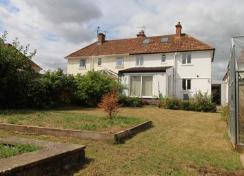 Thumbnail 3 bed semi-detached house for sale in The Square, Burrowfield, Bruton