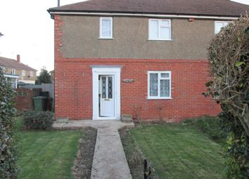 Thumbnail 2 bed semi-detached house to rent in Knoll Crescent, Eastbourne