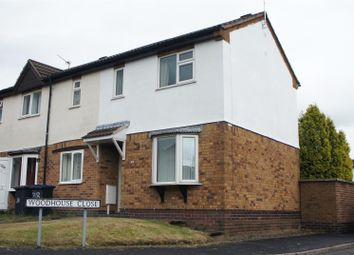 Thumbnail 1 bed terraced house for sale in Linford Crescent, Markfield