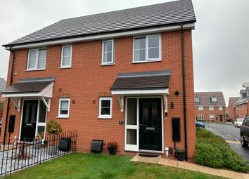 Thumbnail 2 bed semi-detached house for sale in Horsfall Drive, Sutton Coldfield
