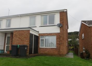 Thumbnail 1 bed flat for sale in Balmoral Way, Worle, Weston Super Mare